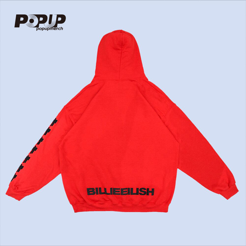 【预售包邮】Billie Eilish 碧梨BLOHSH B...