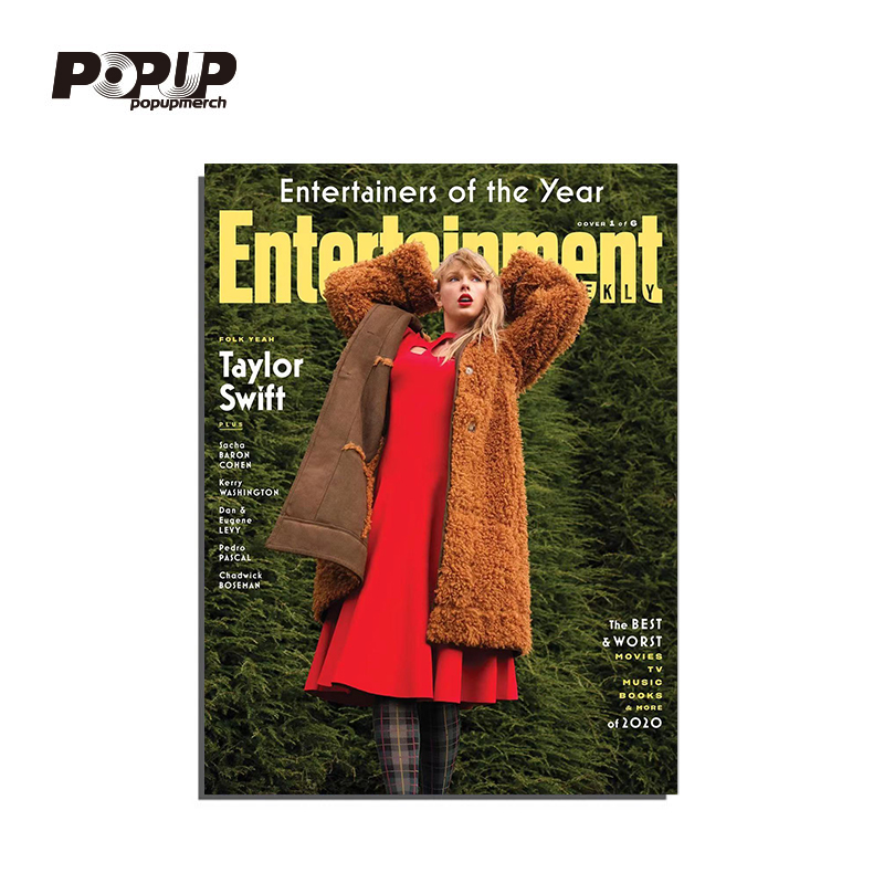 Entertainment Weekly taylor sw...